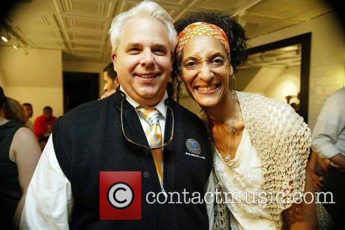 'Top Chef New York' contestant Carla Hall at...