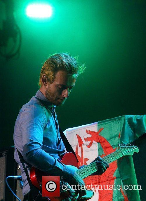 Lost Prophets 'Welcome To Wales' concert at the...
