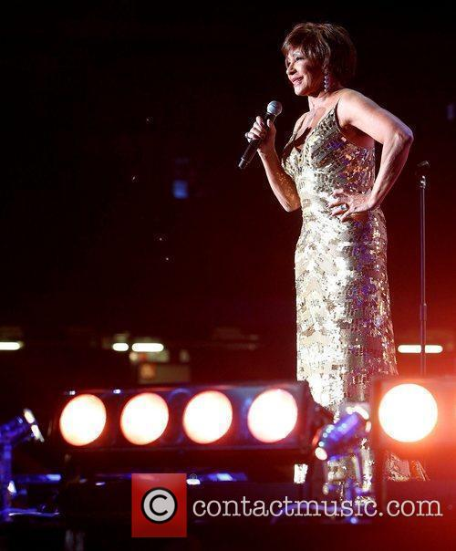Dame Shirley Bassey 'Welcome To Wales' concert at...
