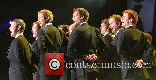 Only Men Aloud 'Welcome To Wales' concert at...