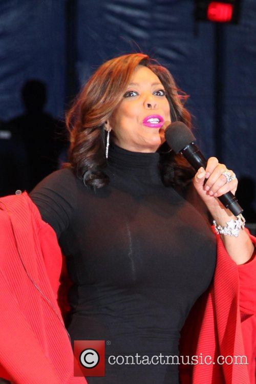 Wendy Williams appears at the top of the...