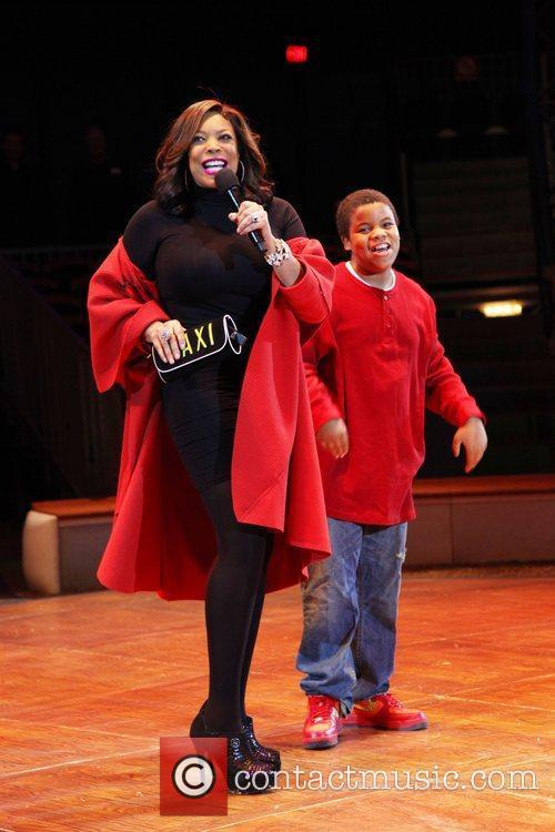 Wendy Williams and her son Kevin Williams Wendy...