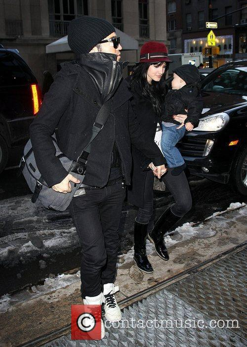 Pete Wentz and Ashlee Simpson 1