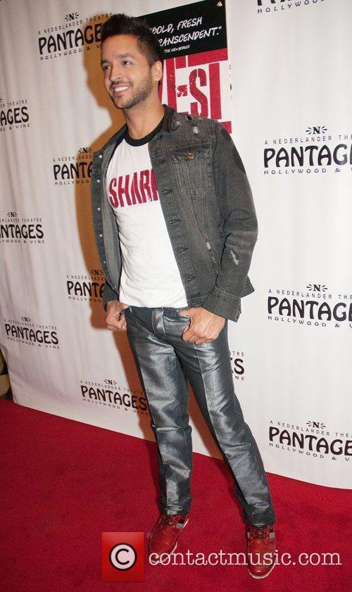 Jai Rodriguez West Side Story Play Los Angeles...