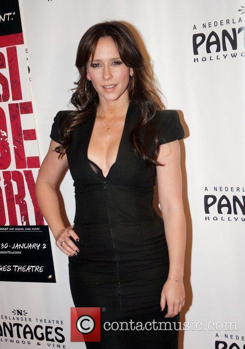 Jennifer Love Hewitt and West Side Story 2