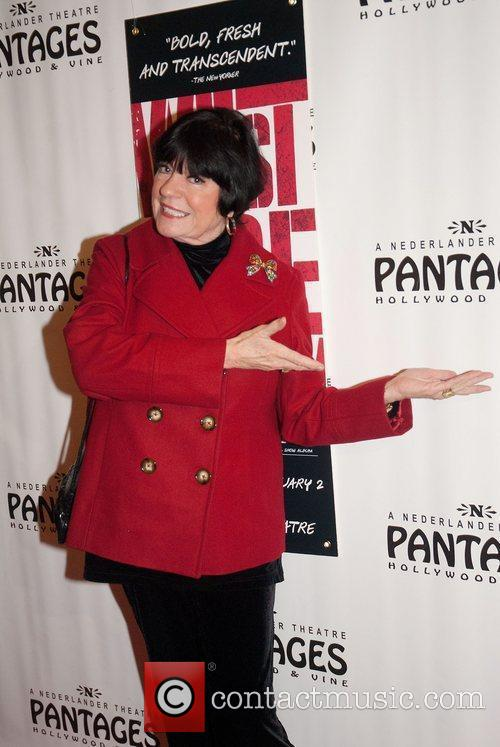 Jo Anne Worley and West Side Story 2