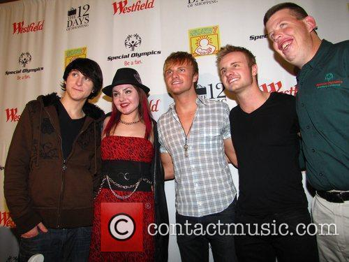 Mitchel Musso and Guests Westfield Culver City and...