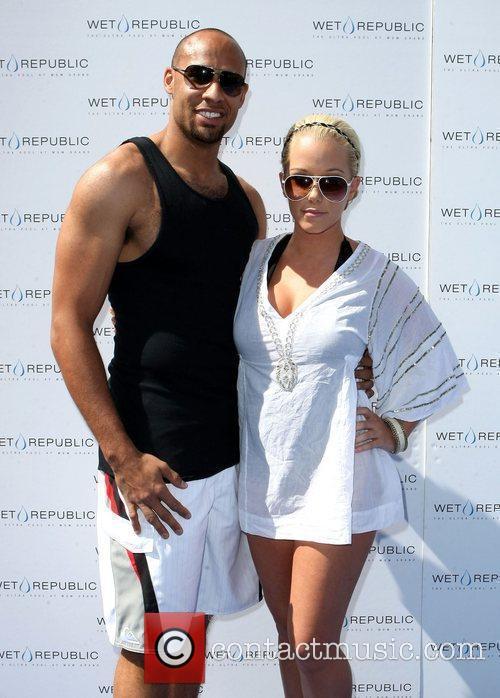 Kendra and Hank Baskett celebrate Fun In Sun...