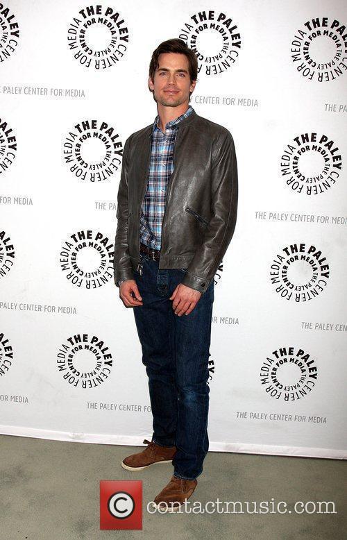 Matthew Bomer White Collar Comes Clean: An Evening...