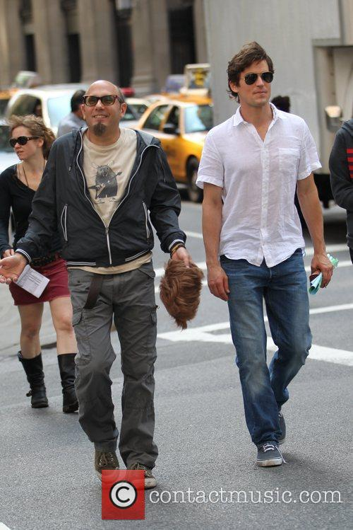 Matt Bomer and Willie Garson 7