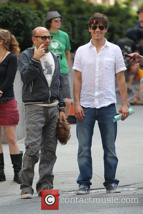 Matt Bomer and Willie Garson 4