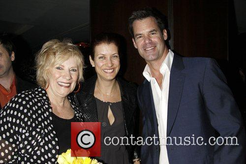 Betty Buckley, Kate Walsh and Tuc Watkins Opening...