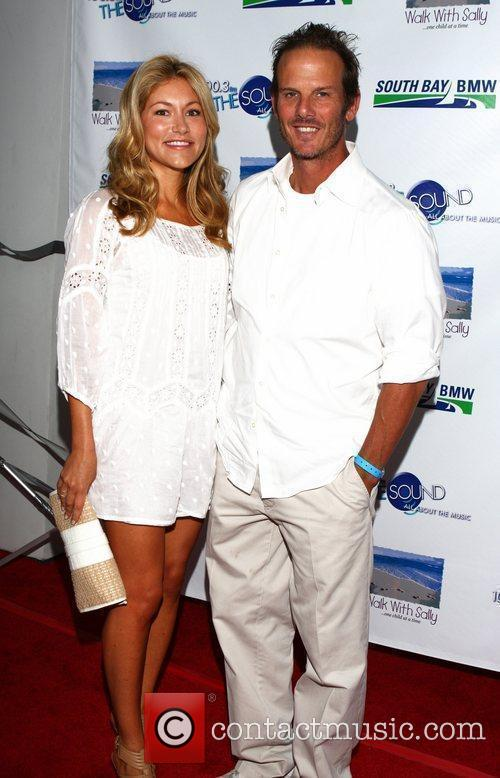 Jackie Johnson and Peter Berg 3