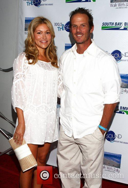 Jackie Johnson and Peter Berg 5