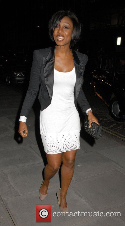 Beverley Knight White Ribbon Global Alliance Party Campaign...