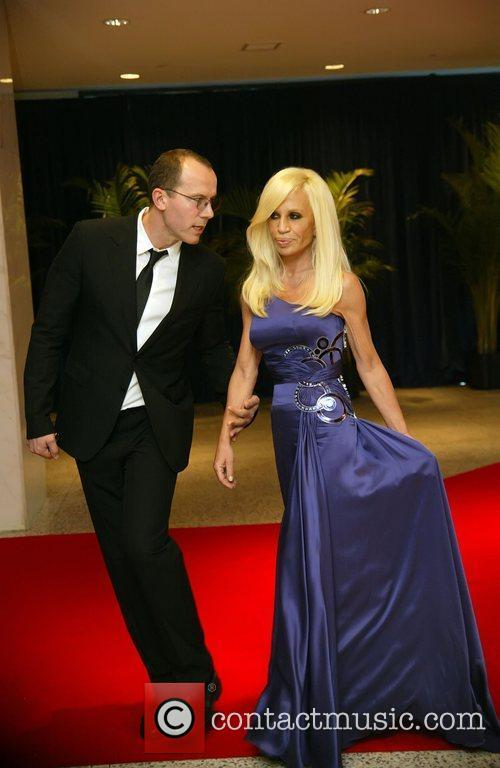 Donatella Versace, Versace and White House