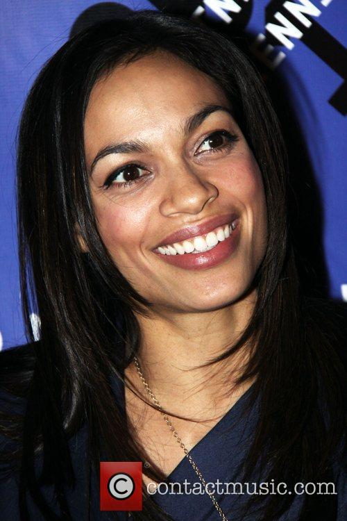 Rosario Dawson and Tommy Hilfiger 2