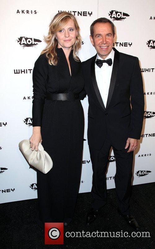 Justine Koons, Jeff Koons