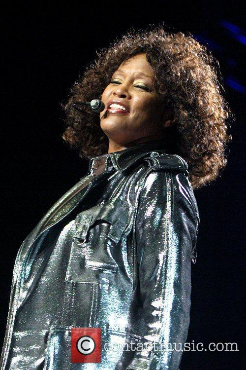 Whitney Houston Concert