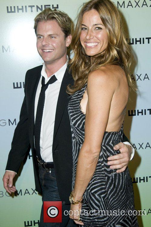 Kelly Bensimon and Guest Whitney Museum of American...