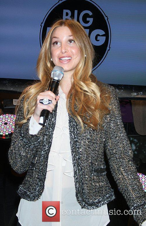 Whitney Port host's 'Big Bang Esprit' to support...