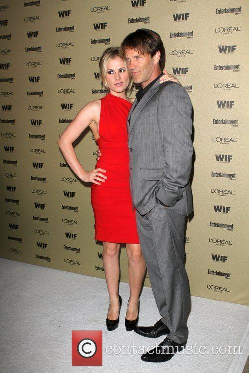 Stephen Moyer And Anna Paquin, Stephen Moyer, Anna Paquin and Entertainment Weekly 2