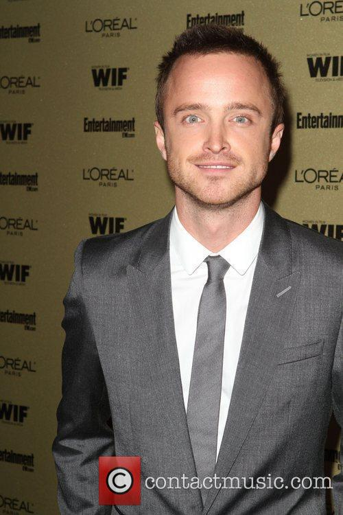 Aaron Paul and Entertainment Weekly 1