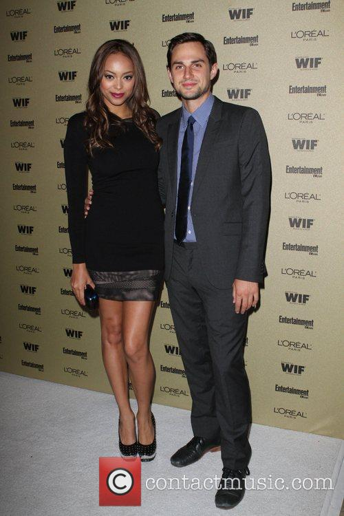 Amber Stevens and Guest The 2010 Entertainment Weekly...