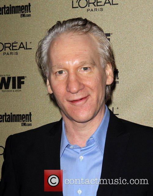 Bill Maher,  Entertainment Weekly And Women In Film Pre-emmy Party