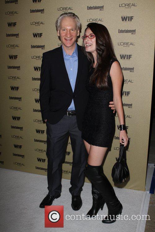 Bill Maher and Cara Santa Maria The 2010...
