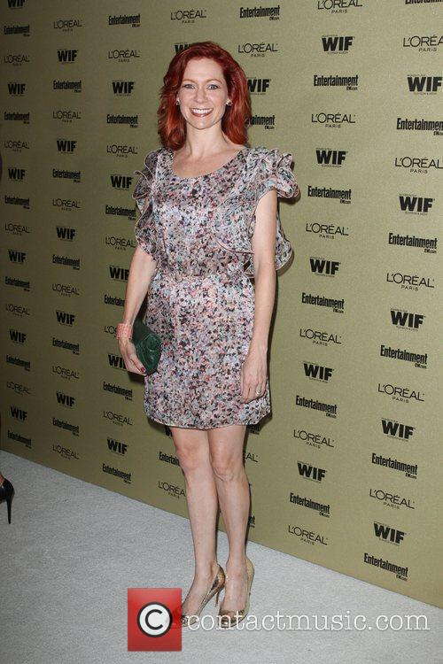 Carrie Preston The 2010 Entertainment Weekly and Women...