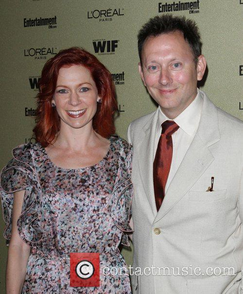 Carrie Preston, Michael Emerson The 2010 Entertainment Weekly...