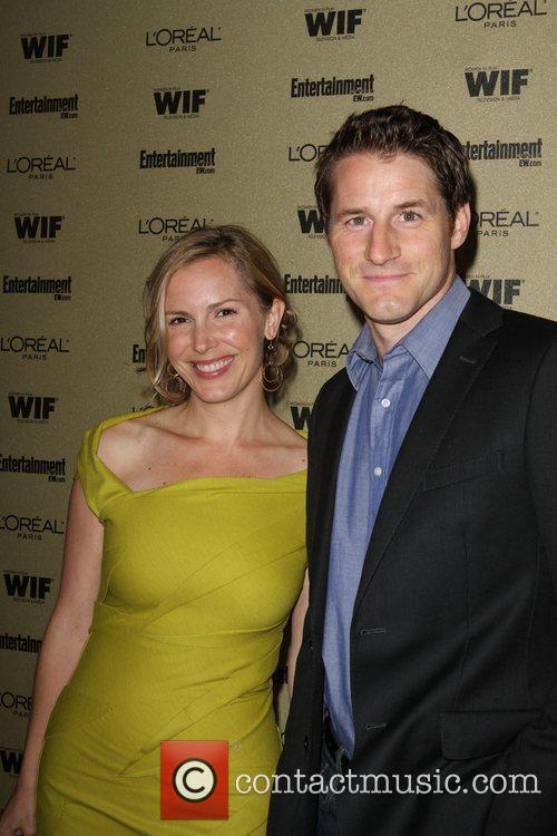 Amber Jaeger, Sam Jaeger and Entertainment Weekly 6