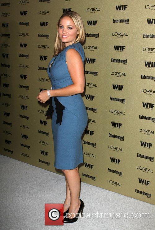 Erika Christensen The 2010 Entertainment Weekly and Women...