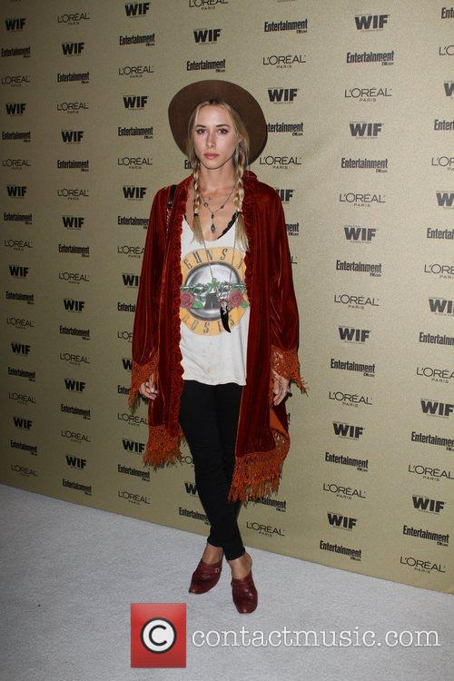 Gillian Zinser The 2010 Entertainment Weekly and Women...