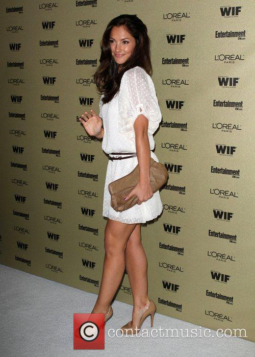 Minka Kelly The 2010 Entertainment Weekly and Women...