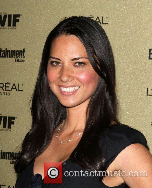 Olivia Munn and Entertainment Weekly 2