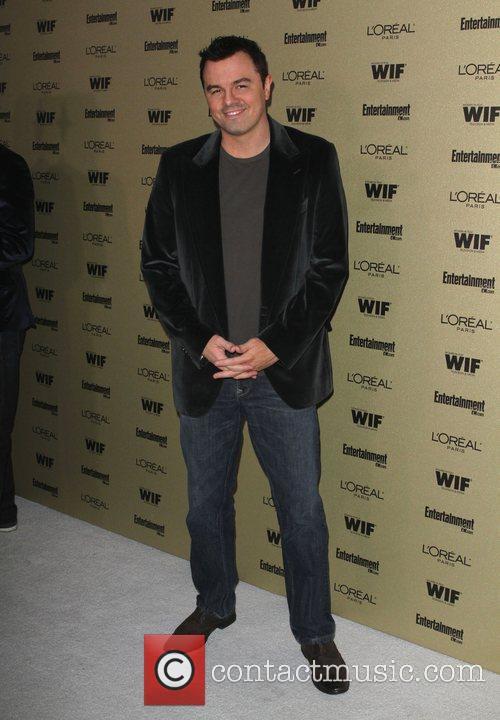 Seth Macfarlane and Entertainment Weekly 3