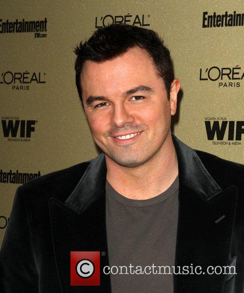 Seth Macfarlane and Entertainment Weekly