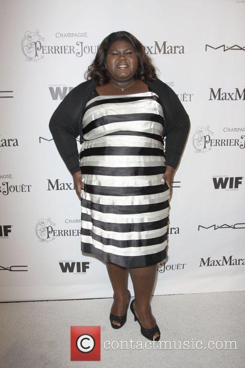Gabourey Sidibe 3rd Annual Women In Film Pre-Oscar...
