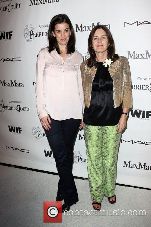 Guests 3rd Annual Women In Film Pre-Oscar Party...