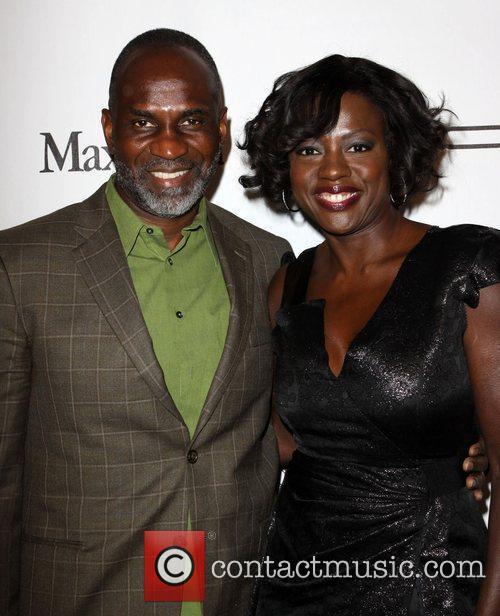 Julius Tennon and Viola Davis 3rd Annual Women...
