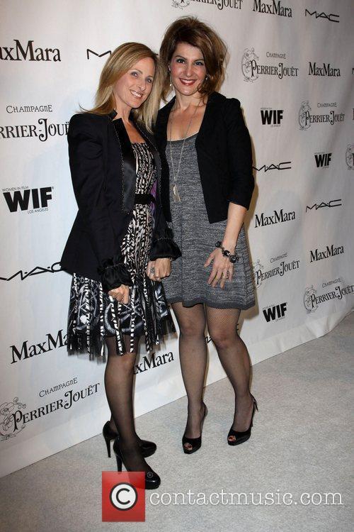 Marlee Matlin and Nia Vardalos  3rd Annual...