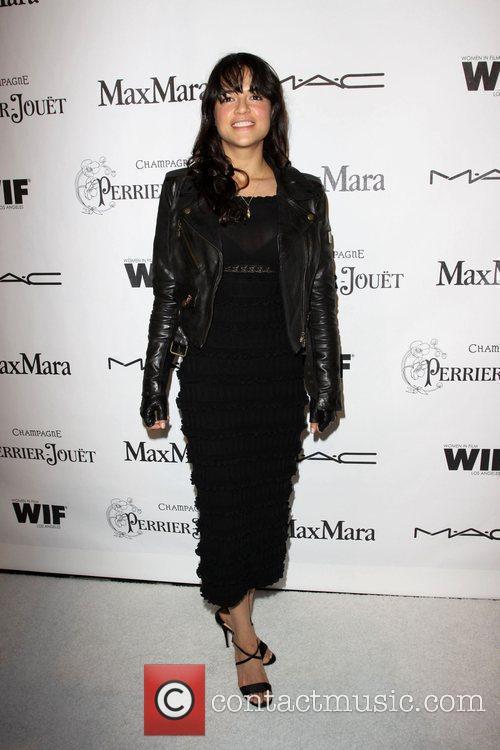 Michelle Rodriguez 3rd Annual Women In Film Pre-Oscar...