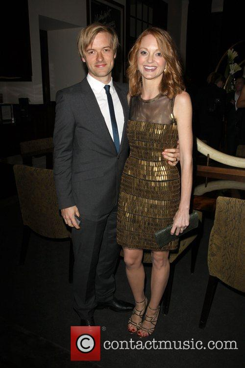 Jayma Mays and Husband Adam Campbell 3rd Annual...