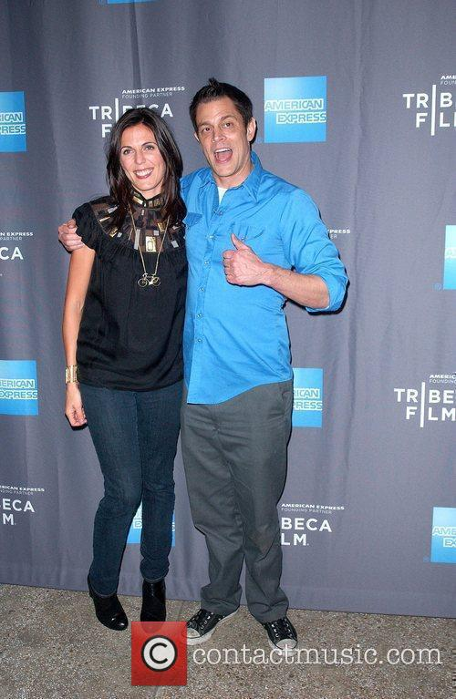 Jessica Igoe, Johnny Knoxville The Wild And Wonderful...