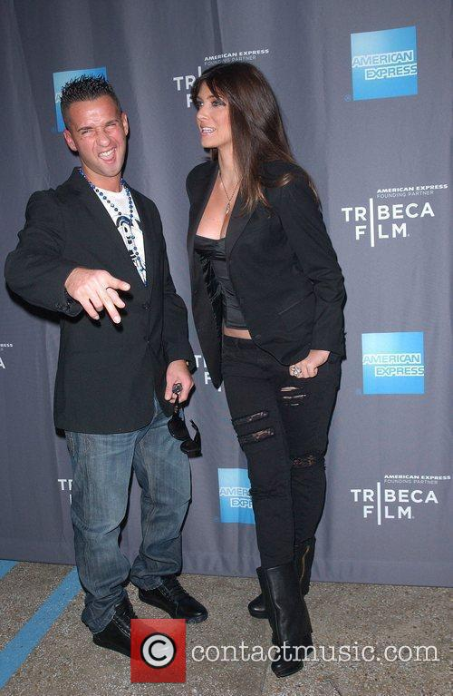 Mike Sorrentino and Brittny Gastineau The Wild And...