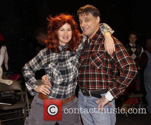 Luba Mason and Robert Cuccioli Theatrical Gems production...