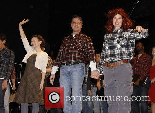 Robert Cuccioli and Luba Mason Theatrical Gems production...