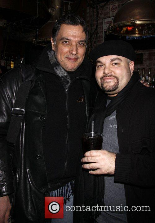 Robert Cuccioli and Michal Salonia Theatrical Gems production...